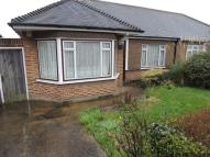 Semi-Detached Bungalow in Woodside, Grays