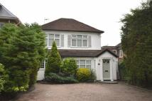 Detached house for sale in Hendon Wood Lane...