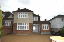 Detached home in Laurel Way, Totteridge