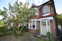 3 bedroom semi detached home in Laurel Way, Totteridge