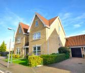Detached property in Coopers Drive, Dartford