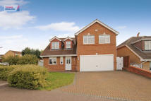 Detached house for sale in Wickford