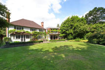 Detached property to rent in Seven Hills Road, Cobham...