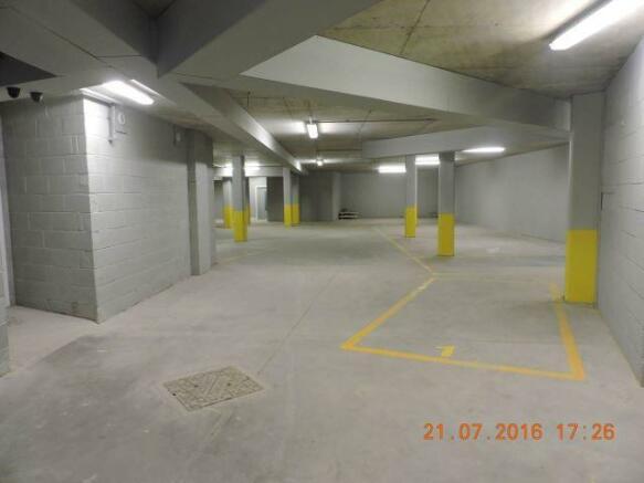 Garage Lower Level