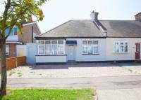 2 bedroom Semi-Detached Bungalow for sale in Eastcote Grove...