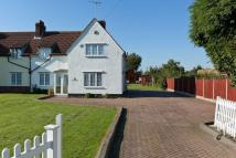 semi detached property in Eastwoodbury Lane...