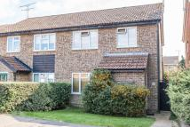 3 bed semi detached home in Paddock Close...