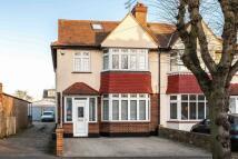 4 bedroom semi detached property for sale in Kensington Road...