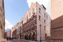 new development for sale in Bream's Buildings...