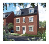5 bedroom new home in The Uplands Biddulph...