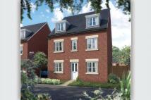 new house for sale in Pennine Way, Biddulph...