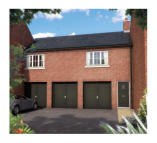 2 bedroom new Flat for sale in The Uplands Biddulph...