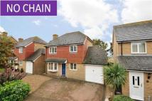 3 bedroom Detached house in Burgess Close, Minster