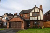 Detached house to rent in Merlin Way, Mickleover...