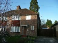 3 bed semi detached home to rent in Copse Edge Avenue, Epsom