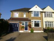 Somerset Avenue semi detached house for sale