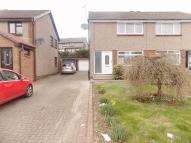 2 bed semi detached home in Alloway Crescent...