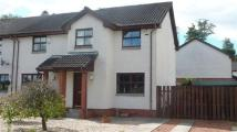 3 bedroom Terraced house to rent in Castle Drive, Airth...