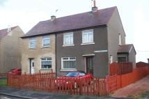 semi detached property in Potter Place, Skinflats...