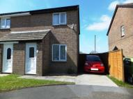semi detached house to rent in Cedar Close, Callington...