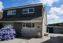 2 bedroom semi detached property to rent in Wesley Close, Kelly Bray...