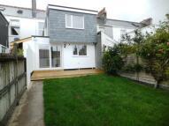 Terraced home in Belgrave Terrace...