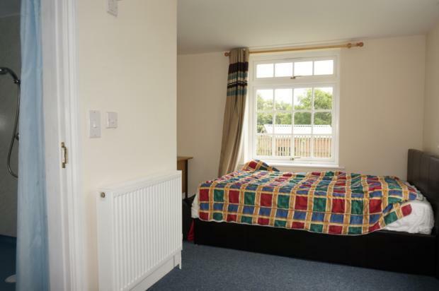 bedroom 3 - annex