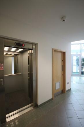 Lift area