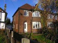 Detached home in Sutton Road, Mansfield...