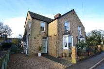 3 bed semi detached home for sale in Park Road, Winslow