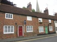 Terraced house to rent in Nelson Street, Buckingham
