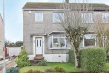 3 bed semi detached property in 10 Ramsay Crescent...