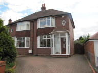 semi detached home in Wakefield Grove...