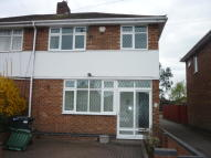 semi detached house to rent in Glebe Avenue, Bedworth...