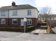 semi detached property to rent in Bank Road, Atherstone...