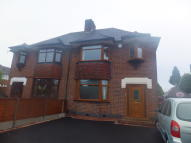 Frances Crescent semi detached property to rent