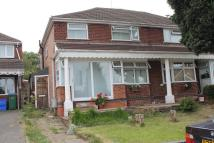 semi detached house to rent in Barnfeild Grove...
