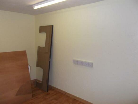 Garage/Store Room
