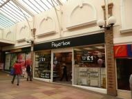 Shop in St Cuthberts Walk...
