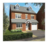 5 bed new house in Wellthorne Lane...
