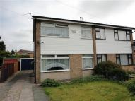semi detached property in Cranberry Lane, Alsager...