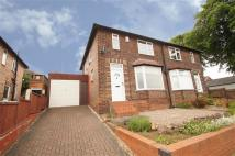 semi detached home in Kirk Road, Nottingham