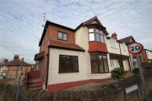 4 bedroom semi detached property in Cavendish Vale...