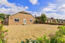 Detached Bungalow in 375 Wisbech Road, March...