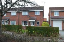 2 bed house in GRESLEY CLOSE...