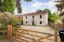 Detached property in New Road, Landford...