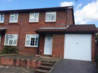 3 bed semi detached house in Clover Way, Romsey...