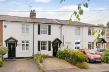 2 bed Terraced house in Mill Lane, Romsey...