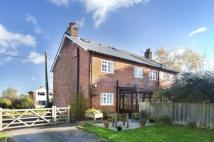 3 bed semi detached property in Hillview Cottages...