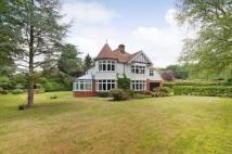 7 bed Detached house for sale in Hutwood Road, Chilworth...